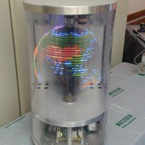 Der LED-Globus