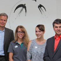 Dr. Ohl, Kathrin, Lena, Dr. Denner