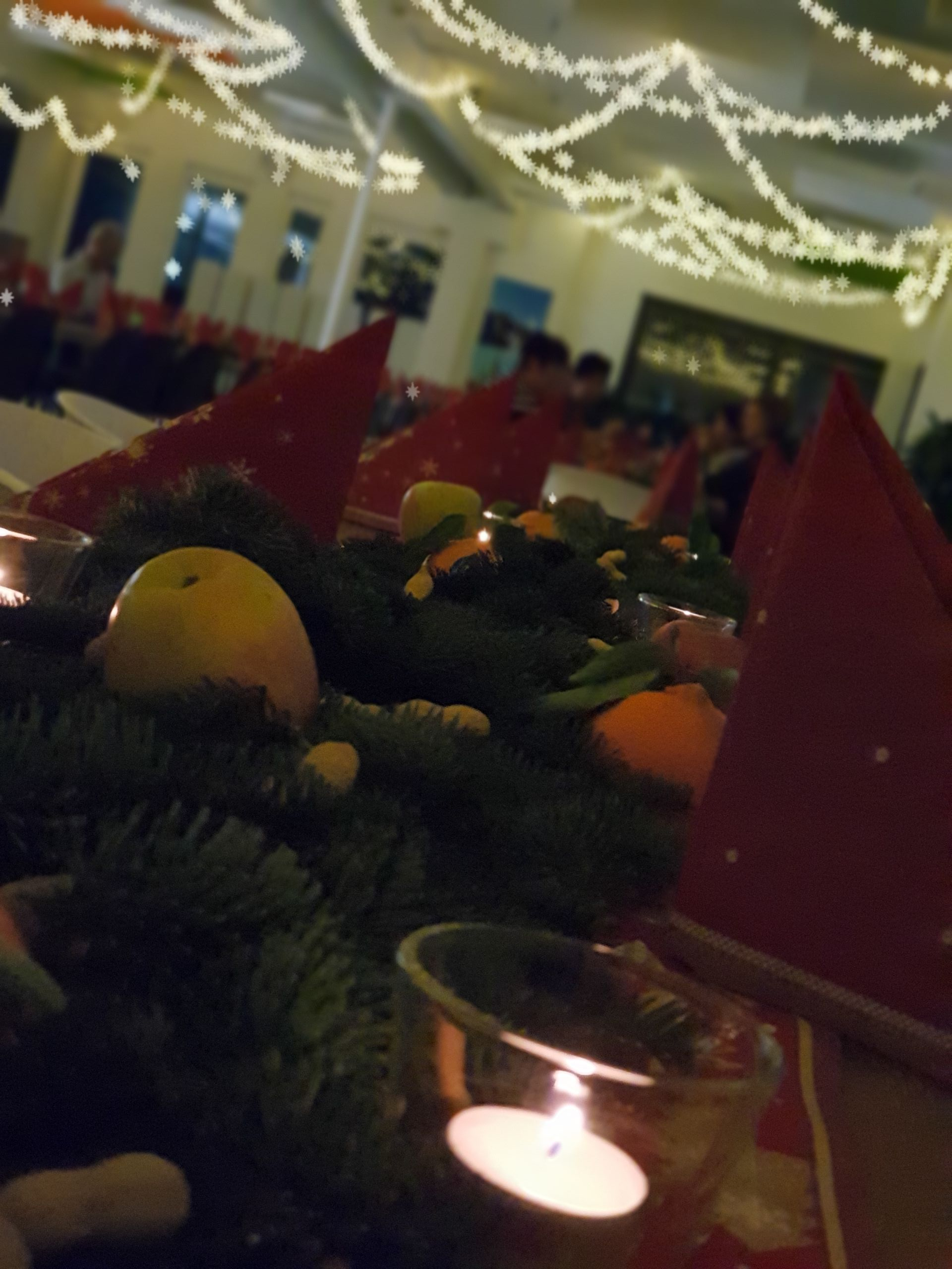 Weihnachtsfeier Im Januar.Weihnachtsfeier 2018 Netzsch Azubi Blog